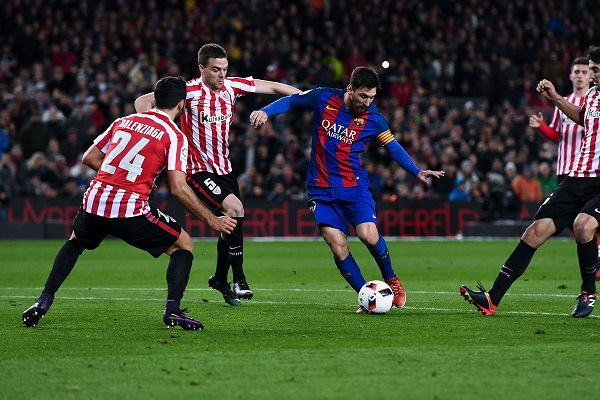 Soi kèo Athletic Bilbao - Barcelona